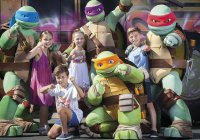 Teenage Mutant Ninja Turtles Photo From Sea World Gold Coast Website