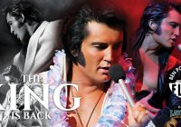 The King Is Back Ben Portsmouth Is Elvis